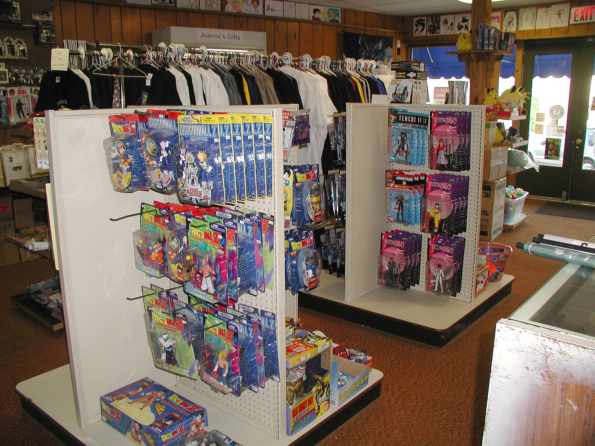 Joys Japanimation Started Out In 1996 With A Tiny Selection Of Toys And CDs Going To Local Conventions Handing Catalogs Selling Anime By Mail